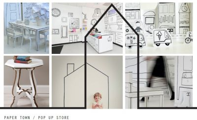 Oxford opent eerste Paper Pop-up Store in de 9 Straatjes te Amsterdam